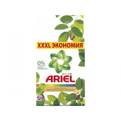 Стиральный порошок Ariel Аромат масла Ши 6 кг (8001090962171)