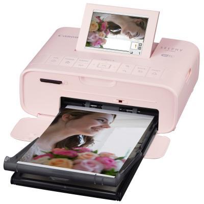 Сублимационный принтер Canon SELPHY CP-1300 Pink (2236C011)