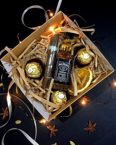 Подарочный набор Мини Джек