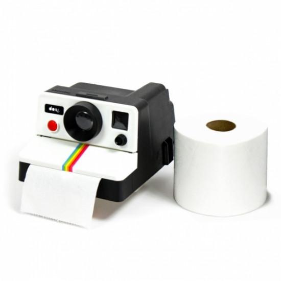Держатель для туалетной бумаги Polaroll 4