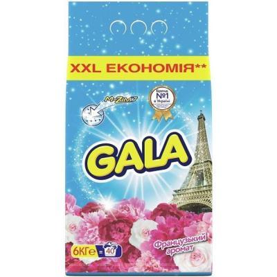 Стиральный порошок Gala Автомат Французский аромат 6 кг (8001090661111