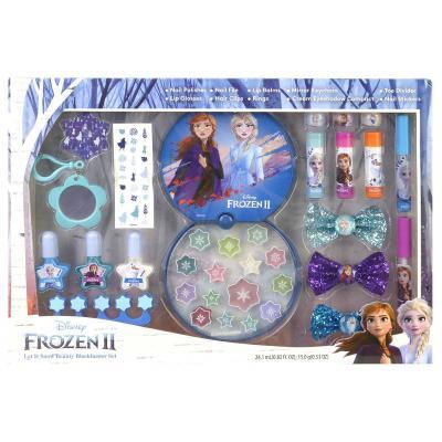 Детская косметика Markwins Frozen: Большой косметический набор в короб