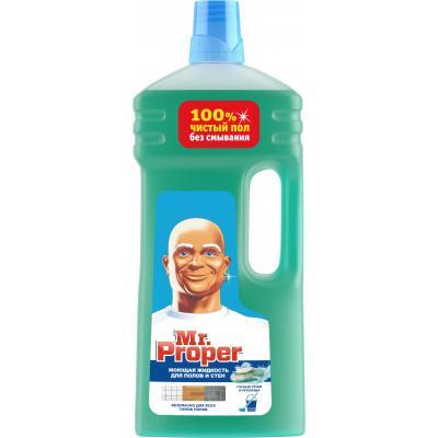 Моющая жидкость для уборки Mr. Proper Горный источник 1.5л (8001841097