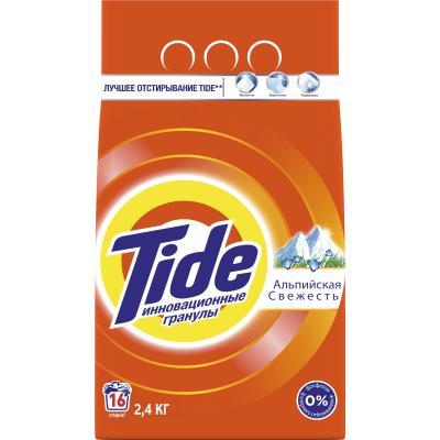 Стиральный порошок Tide Альпийская свежесть 2.4 кг (8001090434494)