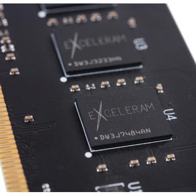 Модуль памяти для компьютера DDR4 4GB 2400 MHz eXceleram (E40424A) 4